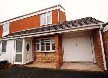 Thumbnail 3 bed semi-detached house for sale in Beaulieu Close, Kidderminster