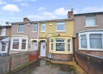2 bed terraced house for sale in Alder Road, Aldermans Green, Coventry CV6