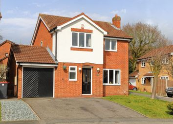 Thumbnail 4 bed detached house for sale in Majestic Way, Telford