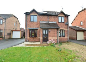 Thumbnail 2 bed semi-detached house for sale in Rosemount Drive, Ashby, Scunthorpe