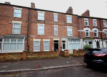 Thumbnail 4 bed terraced house to rent in Midland Road, Wellingborough, Northamptonshire.