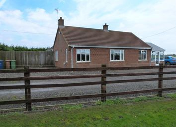 Thumbnail 4 bed detached bungalow for sale in Burnt House Road, Turves, Whittlesey, Peterborough