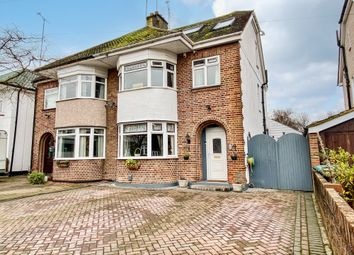 Thumbnail 5 bed semi-detached house for sale in Milton Hall Road, Gravesend