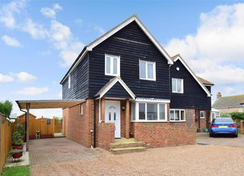 Thumbnail 3 bed detached house for sale in Cornmill Mews, Dymchurch, Kent