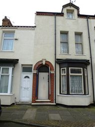 Thumbnail 4 bedroom terraced house for sale in Walter Street, Stockton-On-Tees
