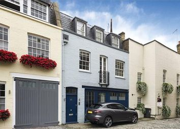 Thumbnail 3 bed mews house for sale in Wilton Row, London