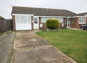 Thumbnail 3 bed semi-detached bungalow for sale in Laburnum Crescent, Kirby Cross, Frinton-On-Sea