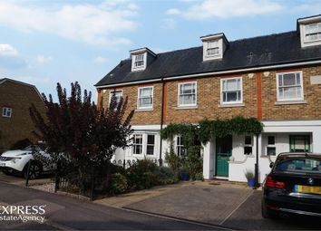 Thumbnail 4 bed town house for sale in Forge Lane, Sunbury-On-Thames, Surrey