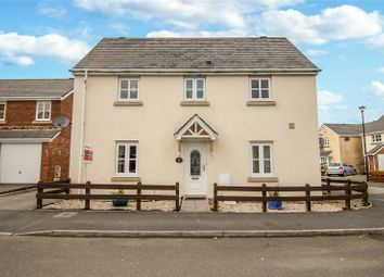 Thumbnail 4 bed detached house for sale in Lakeside Way, Nantyglo, Ebbw Vale, Gwent