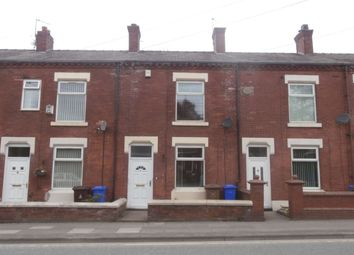 Thumbnail 2 bed terraced house to rent in Dukinfield Road, Hyde