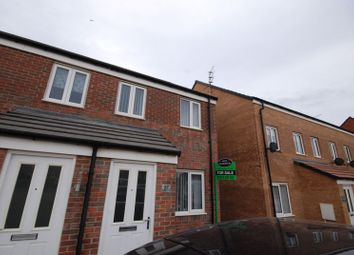 Thumbnail 2 bed terraced house for sale in Garcia Drive, Ashington