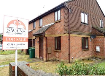 Thumbnail 1 bed property for sale in Dutch Barn Close, Stanwell