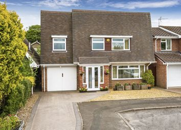 Thumbnail 5 bed detached house for sale in Wellington Road, Newport, Shropshire