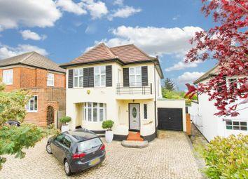 Thumbnail 5 bed detached house for sale in Stradbroke Grove, Buckhurst Hill