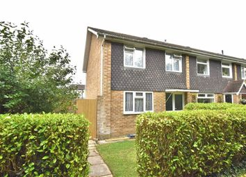 Thumbnail 3 bed end terrace house for sale in Hawthorn Close, New Milton