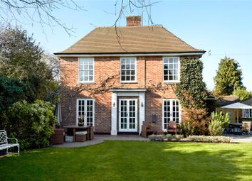 Thumbnail 4 bed detached house for sale in West End Lane, Esher, Surrey