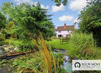 Thumbnail 3 bed detached house for sale in Station Road, Geldeston, Beccles