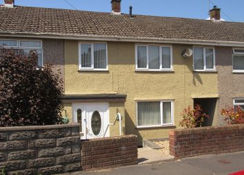 Thumbnail 4 bedroom terraced house for sale in Heol Dulais, Birchgrove, Swansea.