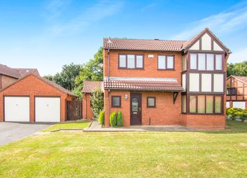 Thumbnail 4 bed detached house for sale in Lytham, Tamworth