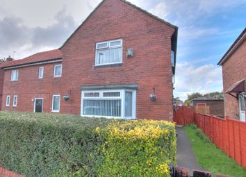 Thumbnail 3 bed semi-detached house for sale in Greenlaw, West Denton, Newcastle Upon Tyne
