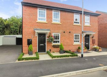 Thumbnail 3 bed semi-detached house for sale in Holland Crescent, Ashby-De-La-Zouch, 1