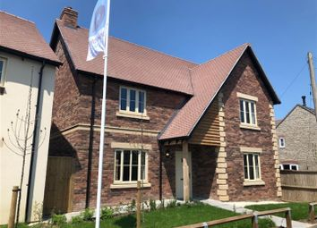 Thumbnail 4 bed detached house for sale in High Street, Sparkford, Yeovil