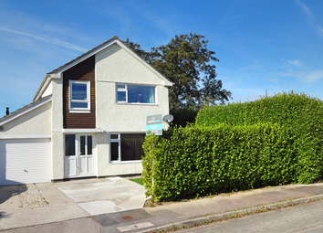 Thumbnail 4 bed detached house for sale in Glyn Way, Threemilestone, Truro