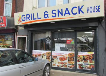 Thumbnail Restaurant/cafe to let in Leagrave Road, Luton, Bedfordshire