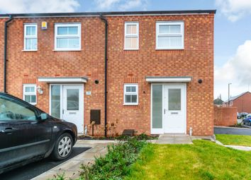 Thumbnail 2 bedroom terraced house for sale in Cherry Tree Drive, Coventry