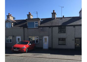 Thumbnail 2 bed terraced house for sale in Bangor Street, Gaerwen