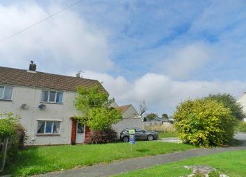 Thumbnail 4 bed semi-detached house for sale in Delapoer Drive, Haverfordwest, Pembrokeshire