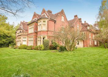 Thumbnail 2 bed flat for sale in Oakwood House, Oakwood Close, Otterbourne