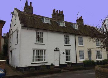 Thumbnail 4 bedroom semi-detached house for sale in Chapel Street, Woodbridge