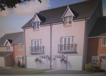 Thumbnail 3 bed town house to rent in Aberthaw Rise, Newport