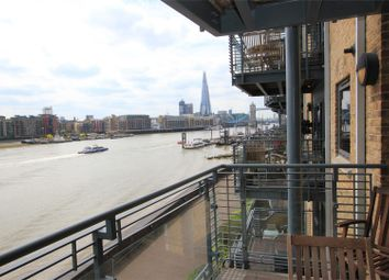 Thumbnail 2 bed flat to rent in Capital Wharf, 50 Wapping High Street, Wapping