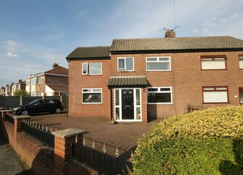 Thumbnail 3 bed semi-detached house for sale in Terence Avenue, Paddington, Warrington