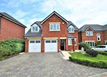 Thumbnail 5 bed detached house for sale in Benedict Drive, Normoss, Blackpool, Lancashire