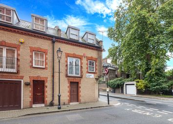 Thumbnail 4 bed detached house to rent in Chenies Mews, Bloomsbury, London