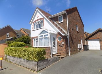 Thumbnail 3 bed detached house for sale in Tillingham Way, Stone Cross, Pevensey