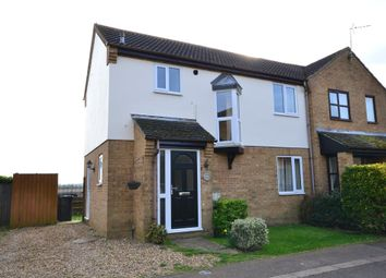 Thumbnail 3 bedroom semi-detached house to rent in Ward Way, Witchford, Ely