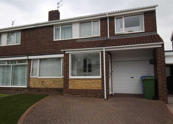 Thumbnail 4 bed semi-detached house for sale in Winshields, Collingwood Chase, Cramlington