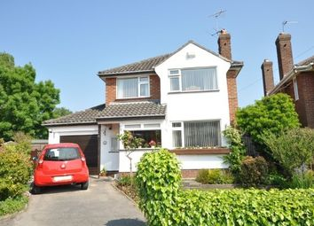 Thumbnail 3 bed detached house to rent in Dee Park Close, Heswall