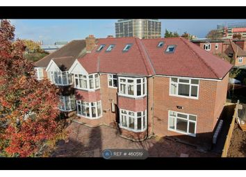 Thumbnail 3 bed flat to rent in Lynwood Road, London