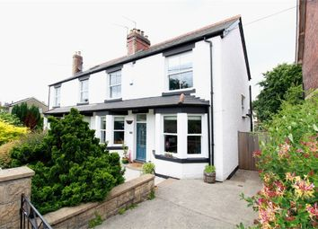 Thumbnail 3 bed semi-detached house for sale in Station Road, Ponthir, Newport
