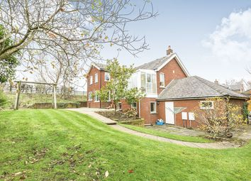 Thumbnail 4 bed detached house for sale in Lodge View, Farington Moss, Leyland