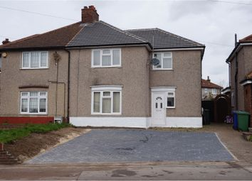 Thumbnail 3 bed semi-detached house for sale in River View, Grays