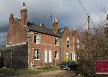 Thumbnail 2 bed terraced house for sale in Bracondale, Norwich