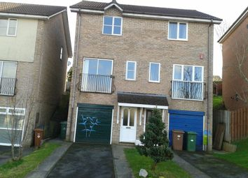 Thumbnail 3 bedroom property to rent in Prestonbury Close, Plymouth