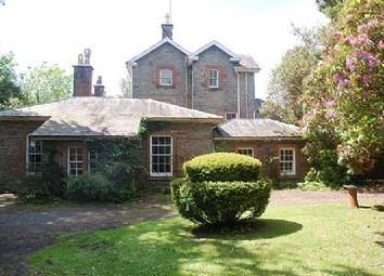 Thumbnail 4 bed detached house for sale in Neptune Park, Tongland Road, Kirkcudbright