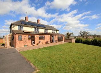 Thumbnail 4 bed detached house for sale in Stone Road, N/R Bramshall, Uttoxeter
